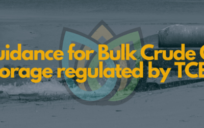 Guidance for Bulk Crude Oil Storage regulated by TCEQ