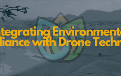 Integrating Environmental Compliance with Drone Technology
