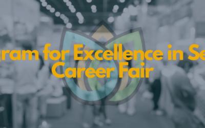 Program for Excellence in Selling Career Fair