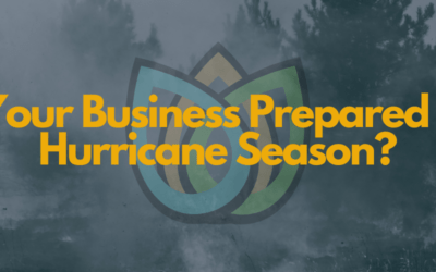 Is Your Business Prepared for Hurricane Season?